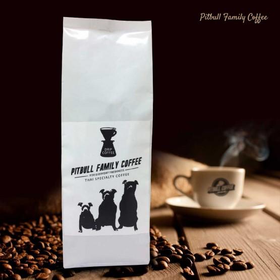 Pitbull Family Coffee