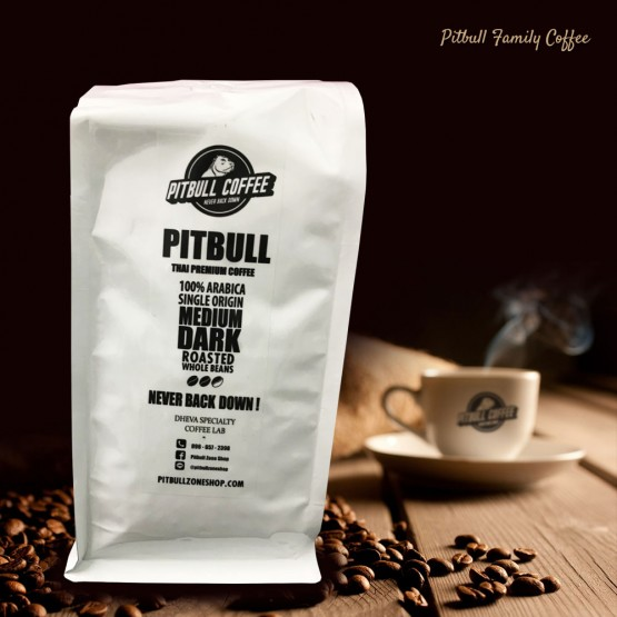 Pitbull Family Coffee